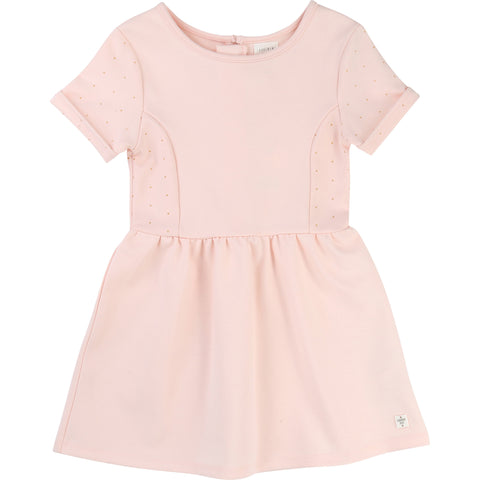 Carrement Beau Girls Pink Formal Dress - Y12025