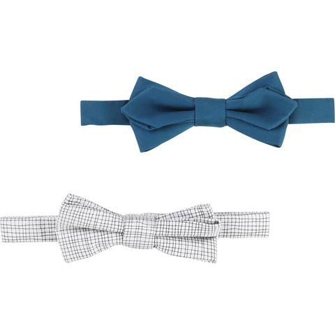 Carrement Beau Boys Cotton Bow Ties Gift Box - Y28012