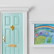 Fairy Door Opening wooden Magical fairy door - Prairie Lane Boutique for Kids