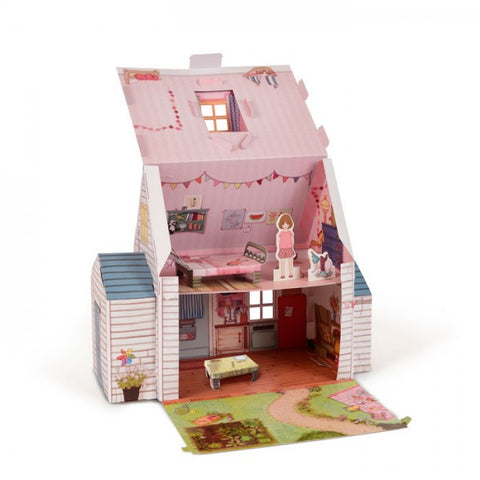 Belle and Boo Belle's Cosy Cottage kit