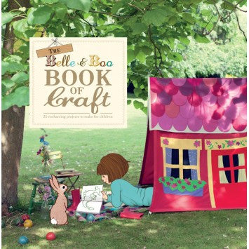 Belle and Boo Book of Craft - Prairie Lane Boutique for Kids