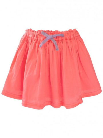 E3M (eeni meeni) SALE Girl Skirt - Neon Red