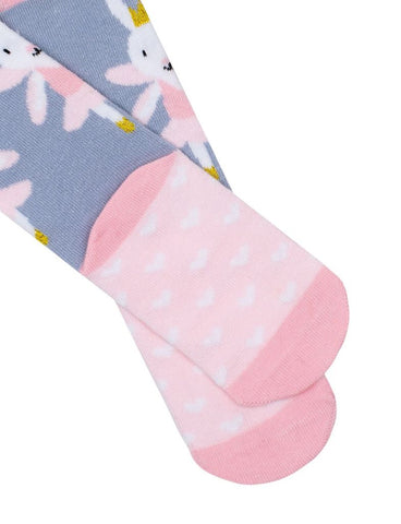 Billy Loves Audrey Midi Socks - Fairy Bunny ON SALE
