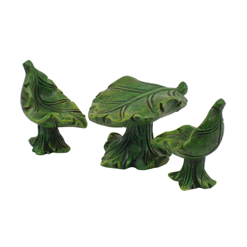 Fairy Mini Leaf furniture set of three - Prairie Lane Boutique for Kids