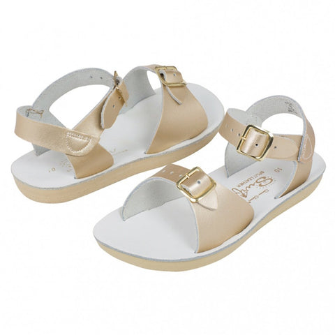 Salt Water Sandal Sun-San Surfer Gold - Infant, Child and Youth