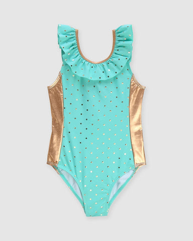 One piece Swimming Costume Carrement Beau