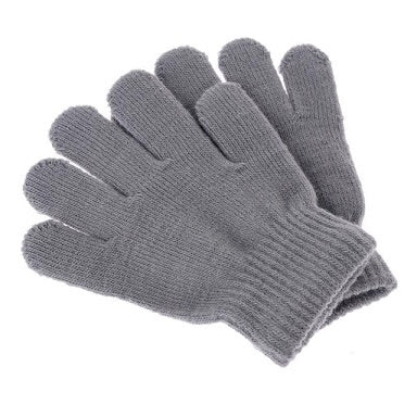 Gloves - Grey - Prairie Lane Boutique for Kids