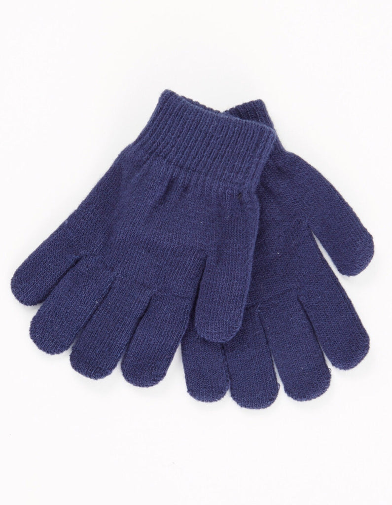 Gloves - Navy - Prairie Lane Boutique for Kids