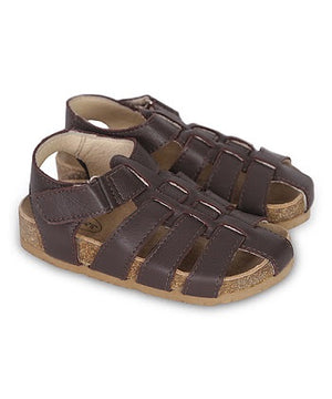 Old Soles OLDER Roadstar Sandal - Brown ON SALE - Prairie Lane Boutique for Kids