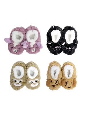 Slumbies Baby Furry Foot Pals - Prairie Lane Boutique for Kids