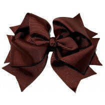 Prairie Bows Large - Assorted Colours - Prairie Lane Boutique for Kids