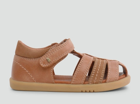Bobux I Walk Roam Closed Sandal Caramel