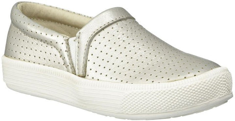 Old Soles Sporty Hoff Shoe - Chalk ON SALE - Prairie Lane Boutique for Kids