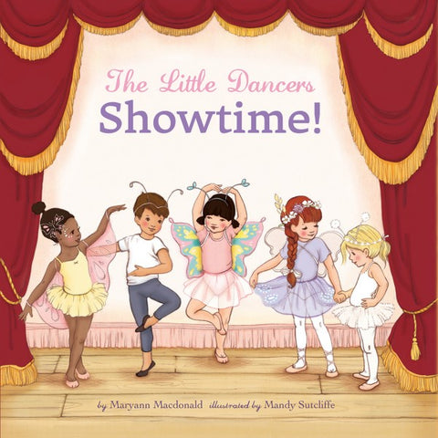 Belle & Boo Little Dancers Showtime! Picture Book