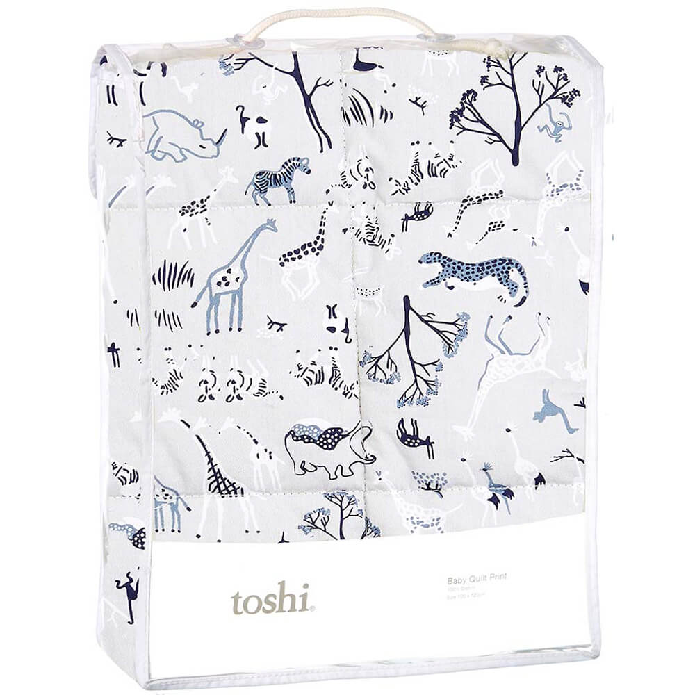 Toshi Quilt Print Wildtribe
