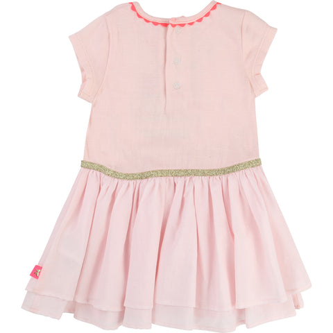 Billieblush Baby Girl Poplin Dress - U02124 - Prairie Lane Boutique for Kids