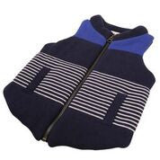 Korango ON SALE AW17 Boys Little Explorer Knit Vest - Navy