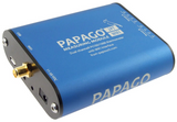 Papago with PT100 PT1000 terminal block connectors over Wi-Fi 2PT-WIFI 2-Channel environmental monitoring solution, with PT-100 PT-1000 connections, over Wi-Fi
