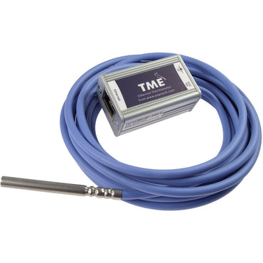 Ethernet Temperature Thermometer with email alerts from 8Wired