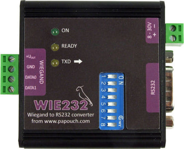 WIE232 RS232 converter from Equals Greater Than