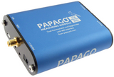 Papago 2TH-WIFI 2-Channel environmental monitoring solution, with humidity and temperature sensor options, over Wi-Fi