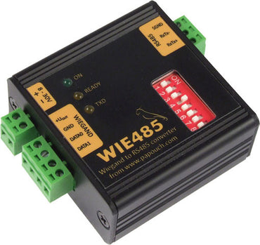 WIE485 RS485 converter from Equals Greater Than