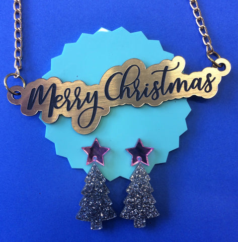 Workshop: Christmas Laser-cut Jewellery