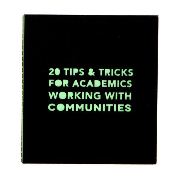 Card Set: Tips & Tricks for Academics