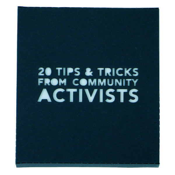 Card Set: Tips & Tricks from Community Activists