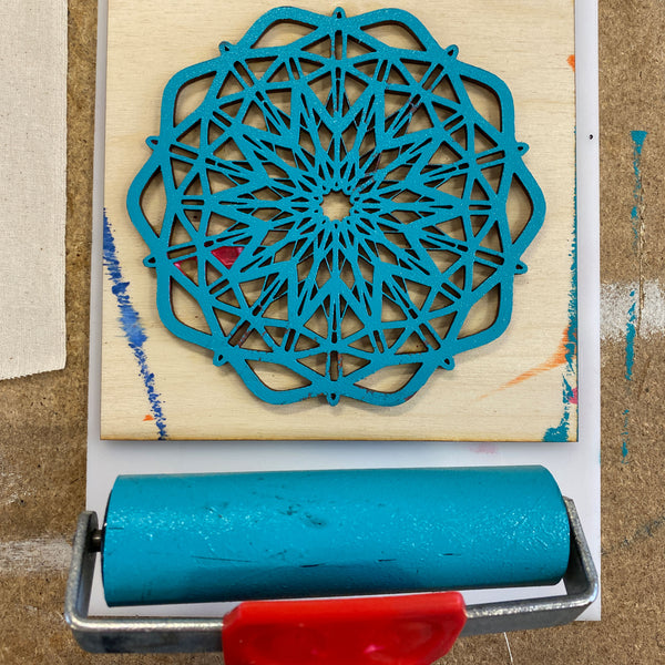 Workshop: Upcycling with Laser-Cut Woodblocks