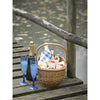 Party Porcelain Blue Table Cover