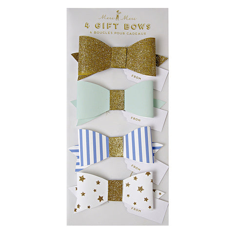 Handsome Gift Bows
