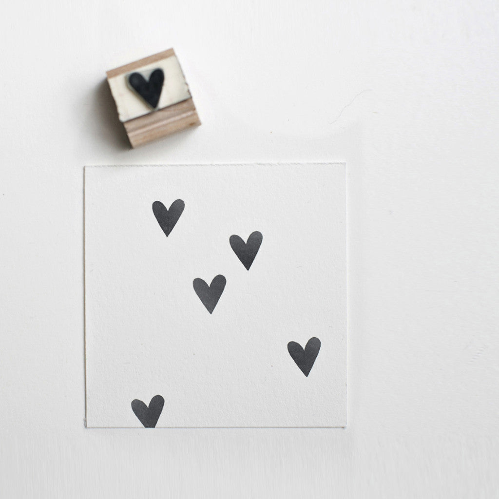 Tiny Heart Stamp