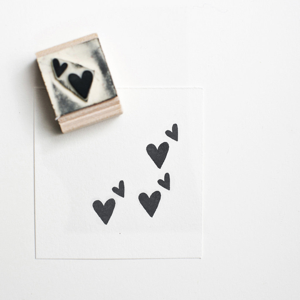 Tiny Hearts Stamp