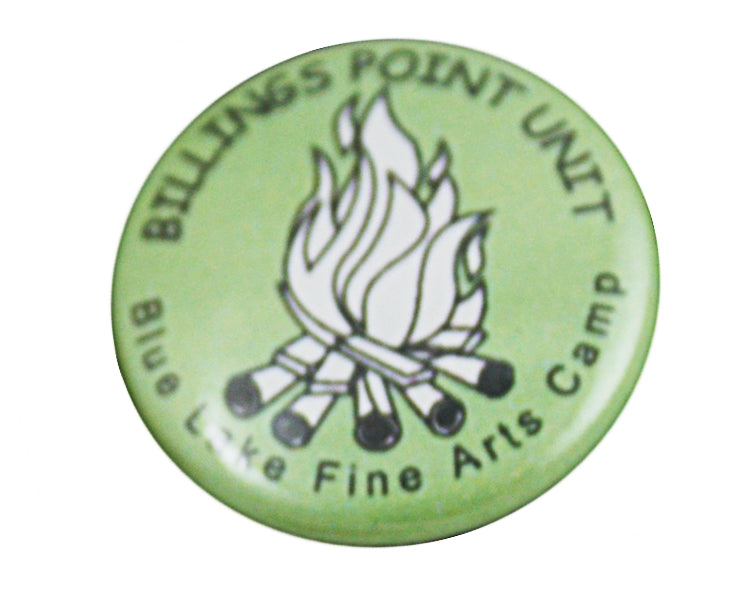"1.0"" Button - Unit Pin (Billings Point)"