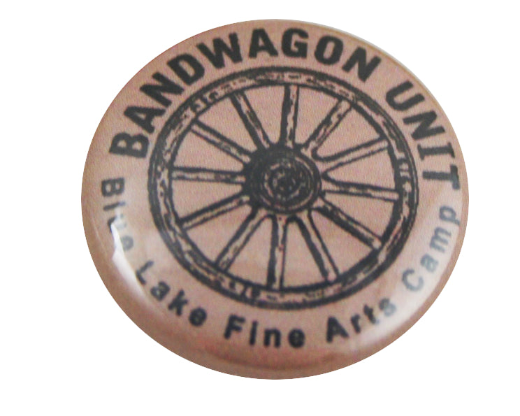 "1.0"" Button - Unit Pin (Bandwagon)"