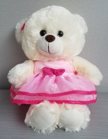 Plush Teddy Bear (15 inches)
