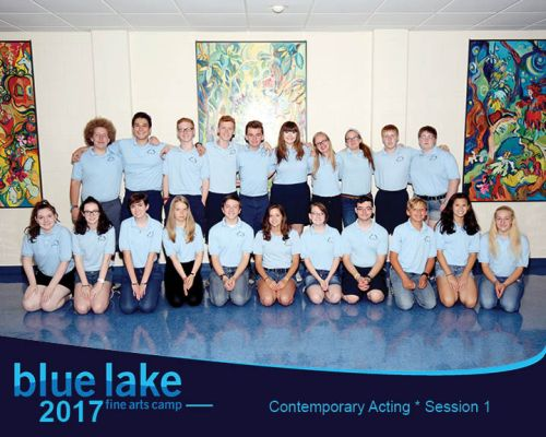 2017 - Theater: Contemporary Acting
