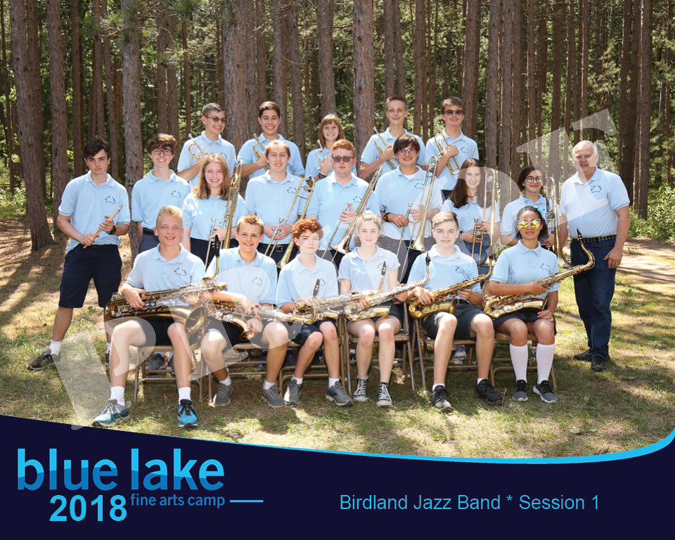 2018 - Birdland Jazz Band