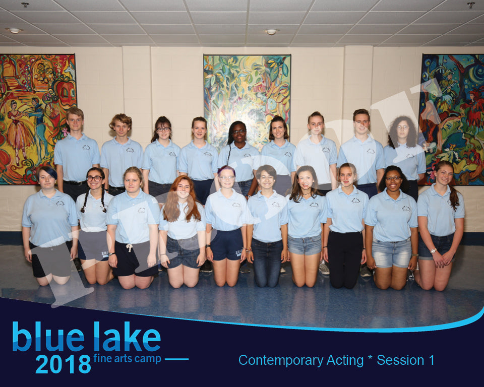 2018 - Theater: Contemporary Acting
