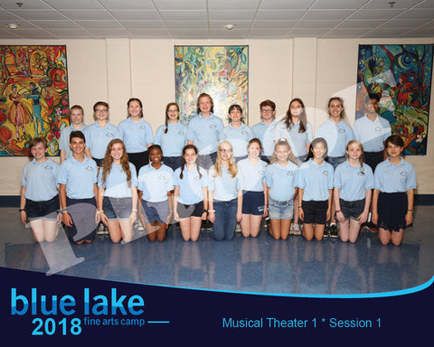 2018 - Theater: Musical Theater 1