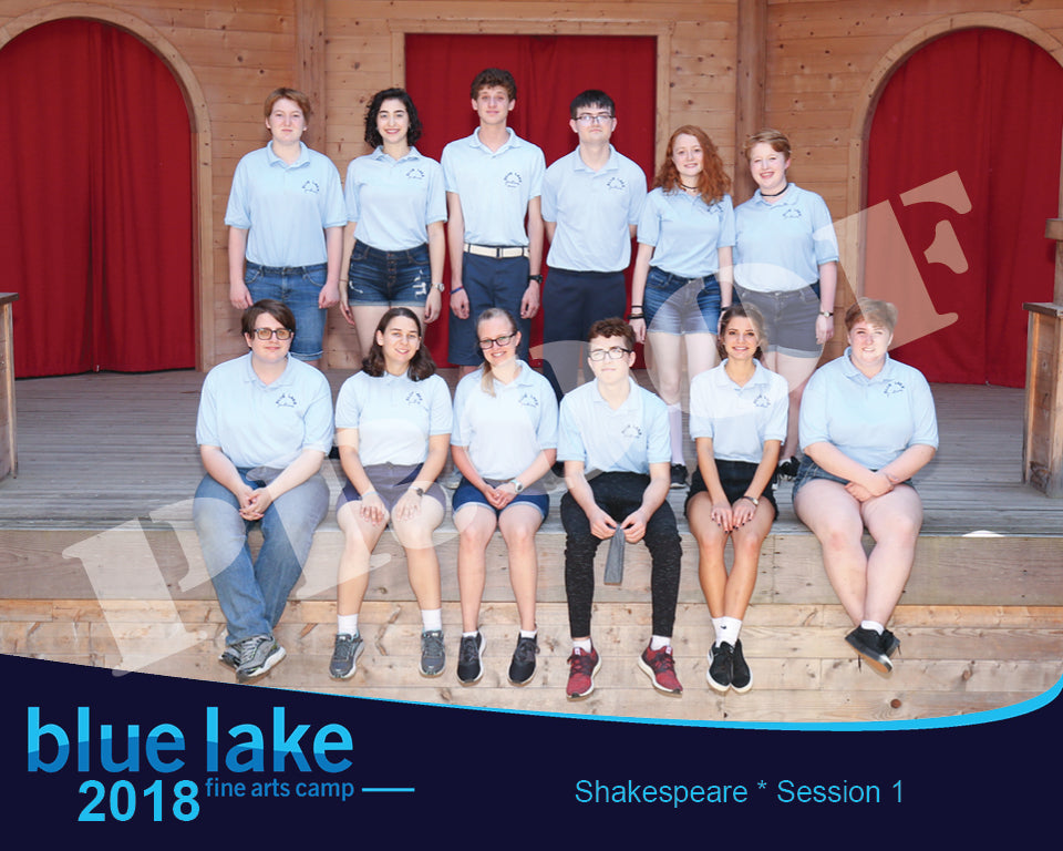 2018 - Theater: Shakespeare