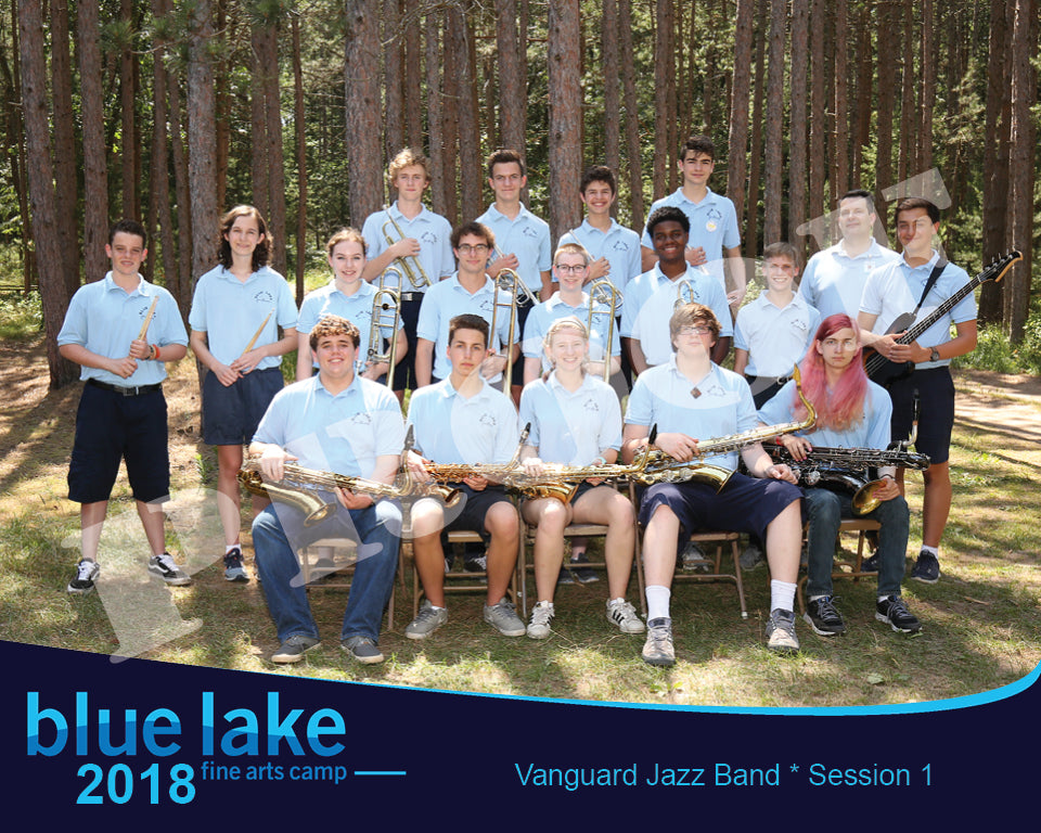 2018 - Vanguard Jazz Band