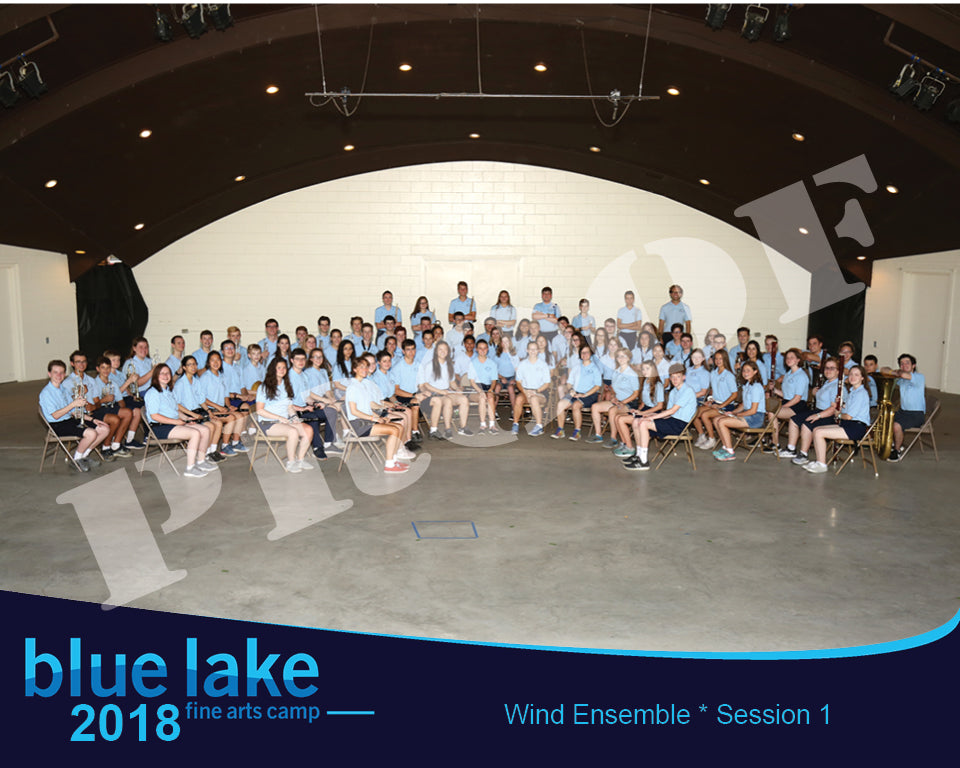 2018 - Wind Ensemble