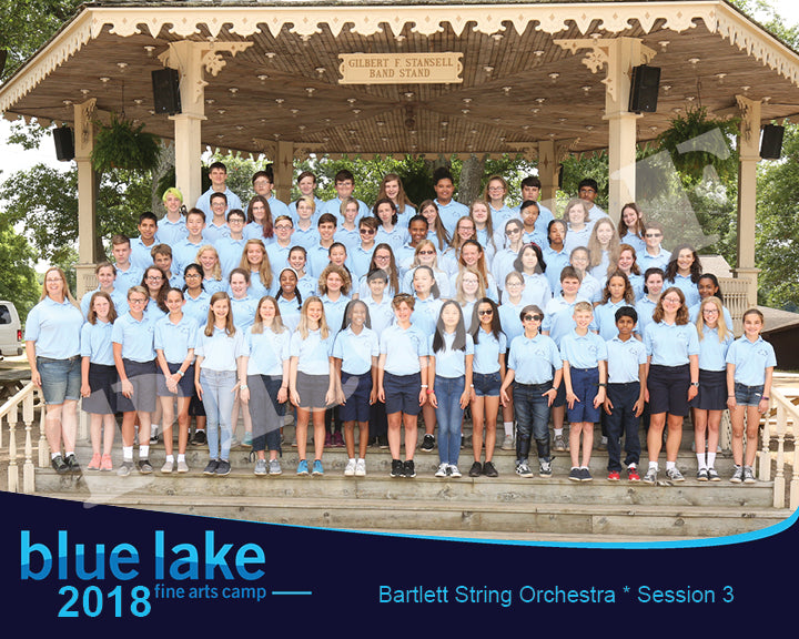 2018 - Bartlett String Orchestra