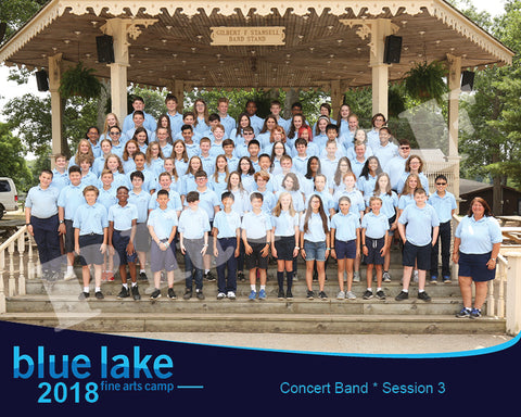 2018 - Concert Band