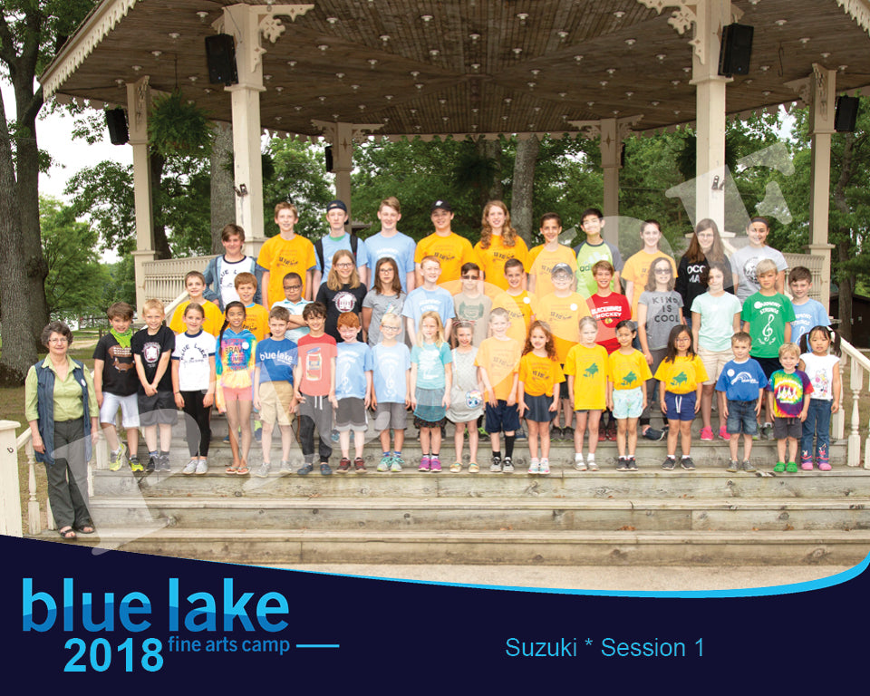 2018 - Suzuki Family Camp: Session 1