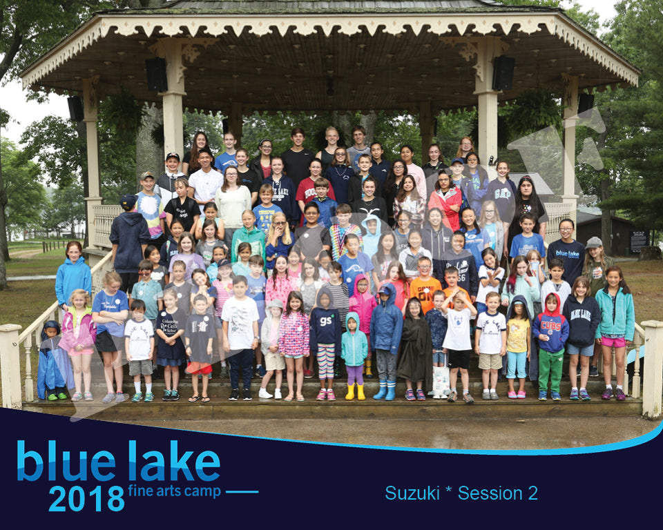 2018 - Suzuki Family Camp: Session 2