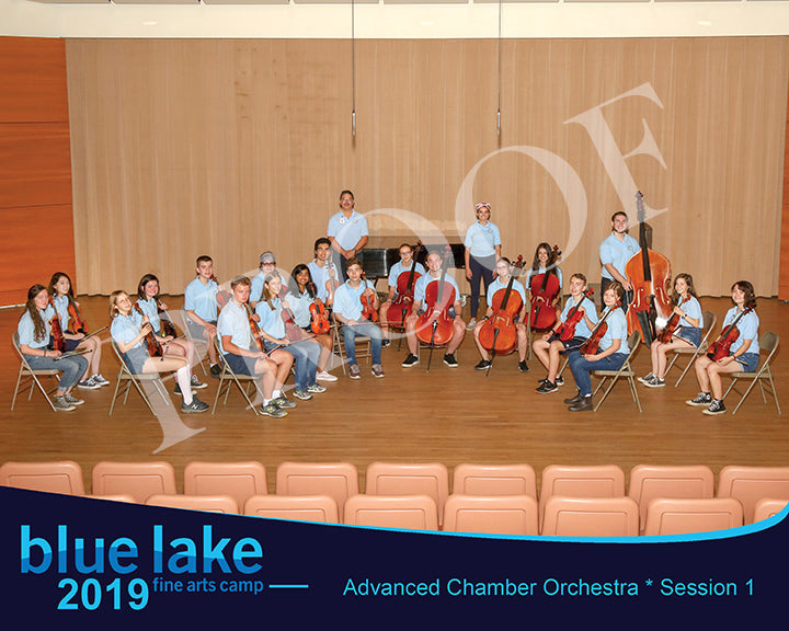 2019 - Advanced Chamber Orchestra