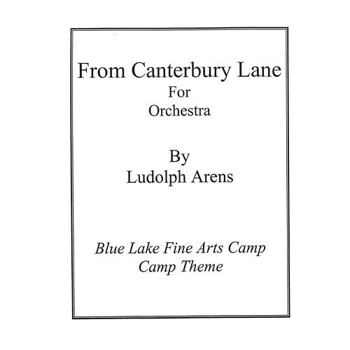 From Canterbury Lane - Ludolph Arens (Orchestra)